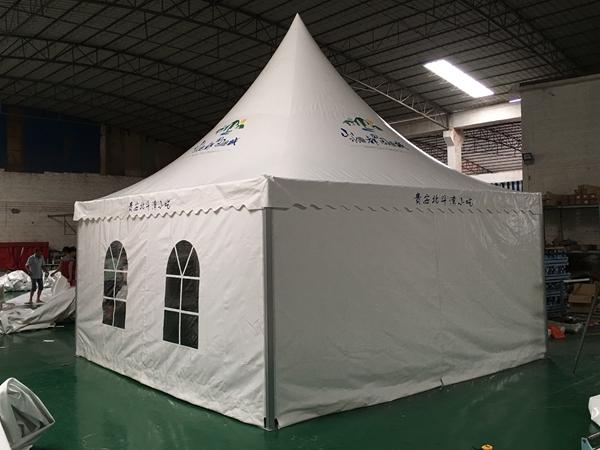 欧式尖顶篷05