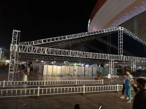 桁架、舞台 01