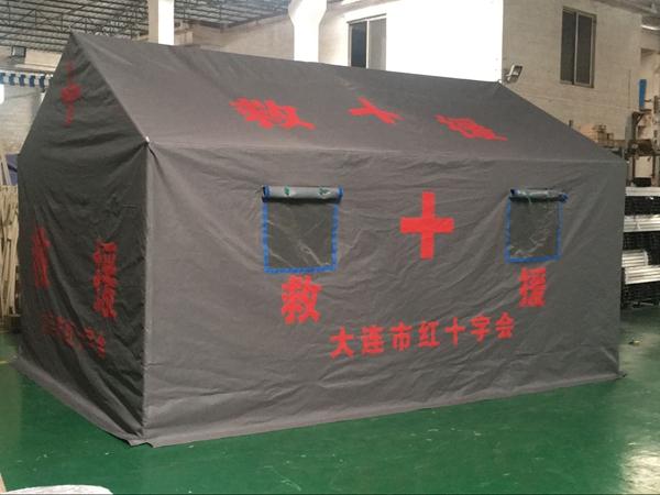 救灾帐篷 04