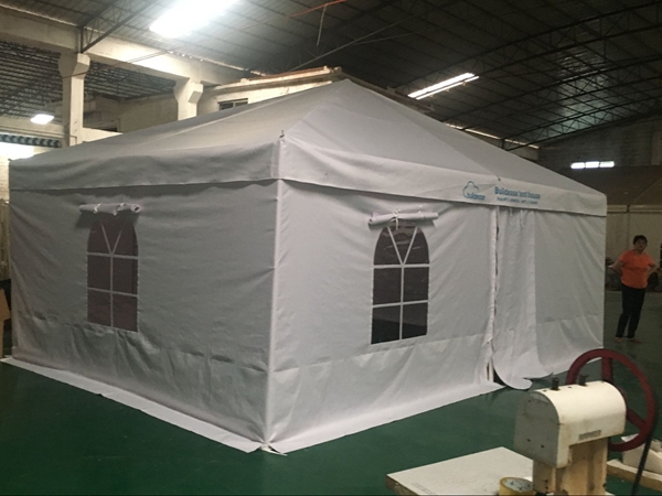 救灾帐篷 03