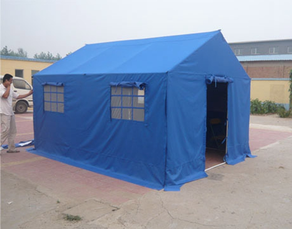 救灾帐篷06