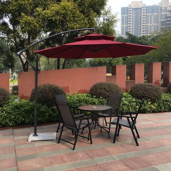 海南帐篷厂家:户外伞的种类!