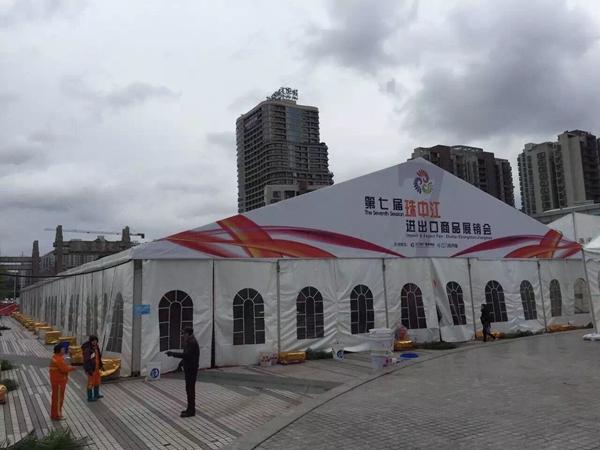 在展览活动中使用帐篷有什么好处呢